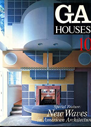 GA Houses : ?????. ?10? [Global Architecture: Fujii, Wayne N.