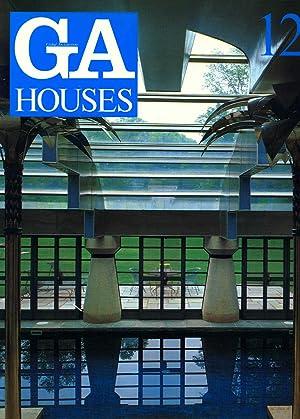 GA Houses : ?????. ?12? [Global Architecture: Fujii, Wayne N.