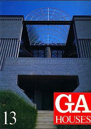 GA Houses : ?????. ?13? [Global Architecture: Fujii, Wayne N.
