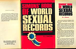 Simons' Book of world sexual records. [Animals: Simons, G. L.