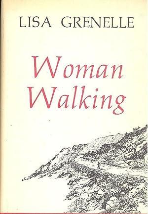 Woman Walking. [Wind and the Woman; Love: Munroe, Elizabeth L.,