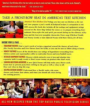 America's test kitchen live! 2005 ; Cook's: Burgoyne, John. ;