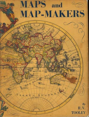 Maps and map-makers [Pre-Christian geography to Ptolemy: Tooley, R. V.