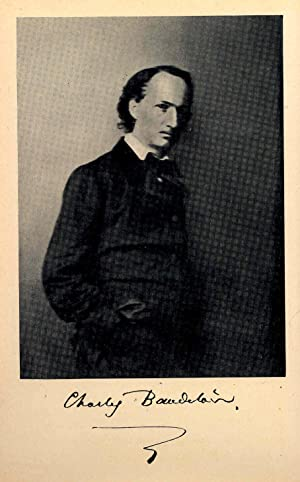 Les fleurs du mal : texte de: Baudelaire, Charles, 1821-1867.