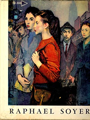 Raphael Soyer : Paintings and Drawings.: Gutman, Walter, 1903-1986.