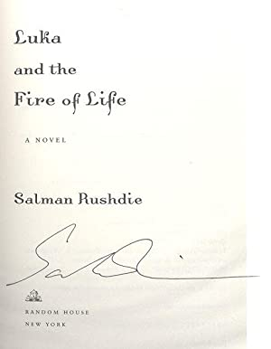 Luka and the fire of life : Rushdie, Salman