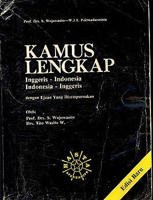Kamus Lengkap : Inggeris - Indonesia ;: Wojowasito, S. (Suwojo)