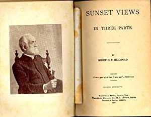 Sunset Views in Three Parts. [Backward Glances: Fitzgerald, O. P.
