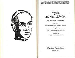 Mystic and Man of Action: Saint Anthony: Lozano, Juan María.
