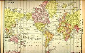 Rand, McNally & Co.'s New census atlas: Rand McNally and