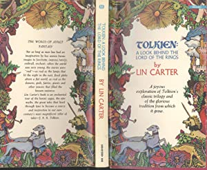 "Tolkien : a look behind ""The lord: Carter, Lin. ;"