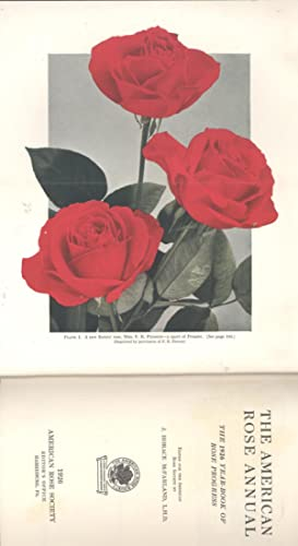 The American rose annual : the 1926: McFarland, John Horace,