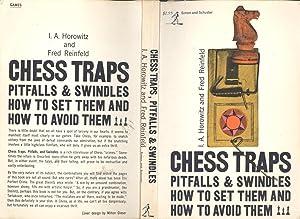 Chess traps, pitfalls, and swindles [Tartan books ; 26]: Horowitz, I. A.(Israel Albert), 1907-1973....