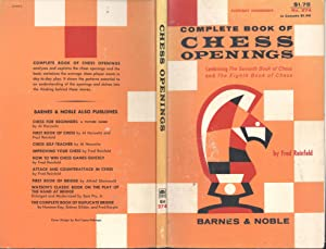 Complete book of chess openings : combining: Reinfeld, Fred, 1910-1964.