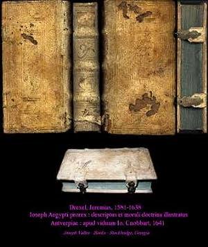 Ioseph Aegypti prorex : descriptus et morali: Drexel, Jeremias, 1581-1638.