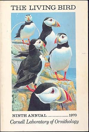 The Living bird : Ninth Annual, 1970.: Pettingill, Olin Sewall