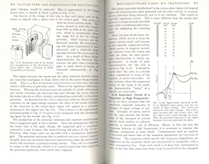 Vacuum-tube and semiconductor electronics.[Motion of charge particles: Millman, Jacob, 1911-1991