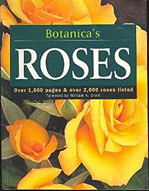 Botanica's Roses : Over 1,000 Pages &: Laurel Glen Publishing.