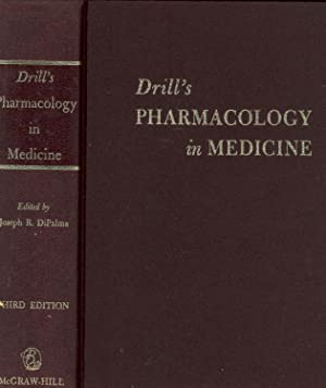 Pharmacology in medicine [ Antidepressant drugs, Psychosedative: Drill, Victor Alexander,