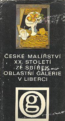 Ceské malírství 20. století ze sbírek Oblastní: Ruda, Vladimír. ;