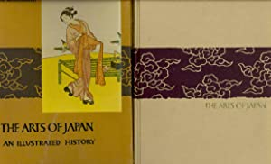 The Arts of Japan : An Illustrated: Munsterberg, Hugo. [jacket