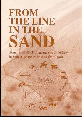 From the Line in the Sand : Vriesenga, Michael P.,