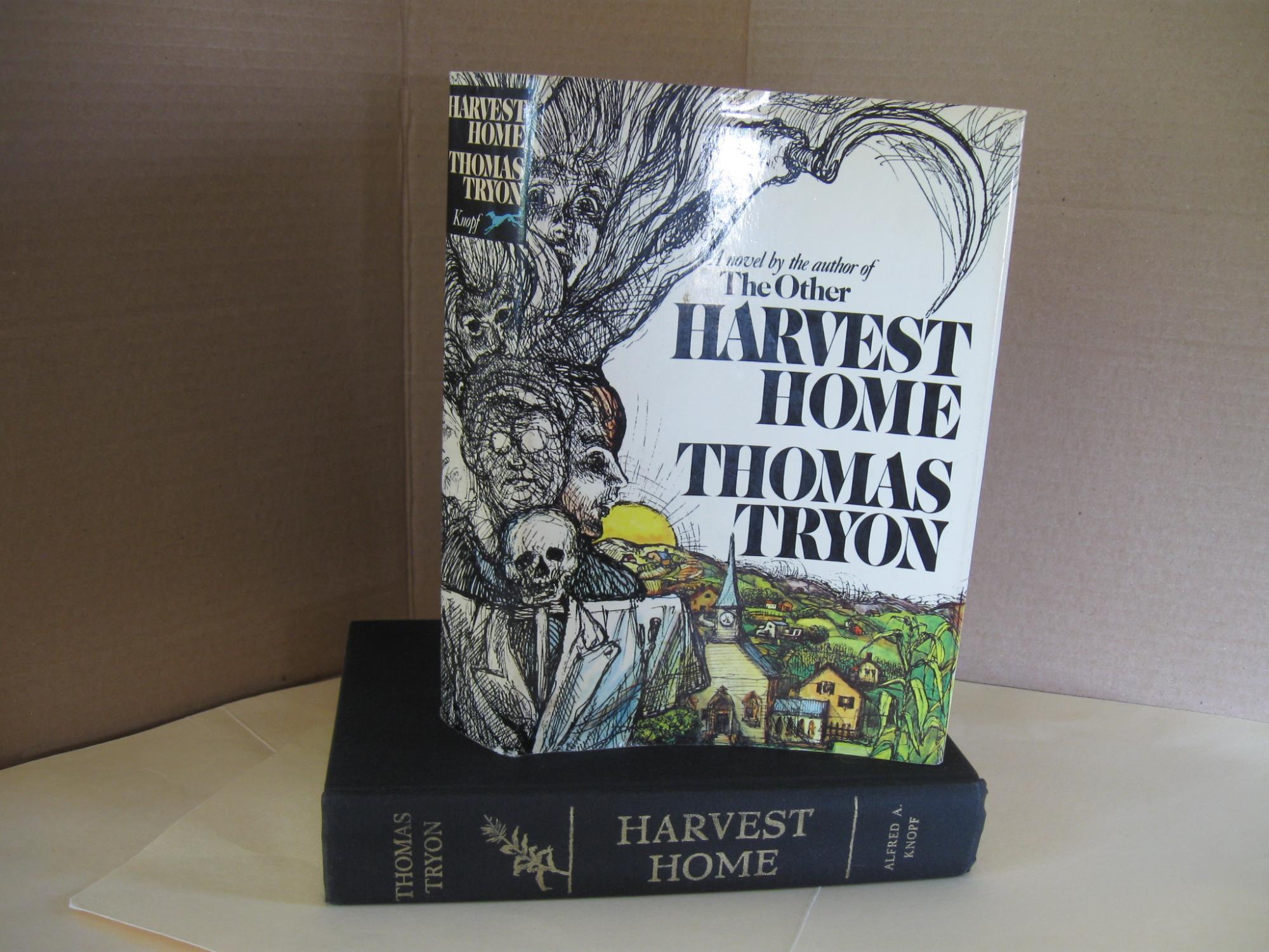 Harvest Home Book