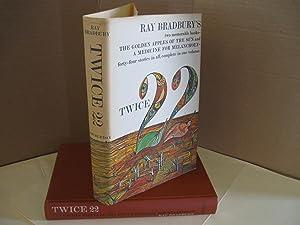 Twice 22: The Golden Apples of the: Bradbury, Ray