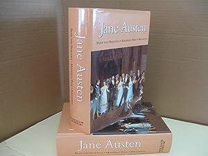 Jane Austen: Pride and Prejudice, Mansfield Park,: Austen, Jane