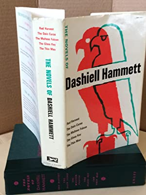 The Novels of Dashiell Hammett: Red Harvest,: Hammett, Dashiell