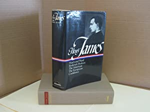 Henry James: Novels 1871-1880: Watch and Ward,: James, Henry
