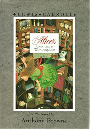 Alice's Adventures in Wonderland.: CARROLL, Lewis. Illustrated