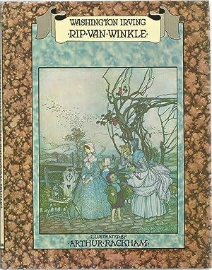Rip Van Winkle.: IRVING, Washington. Illustrated