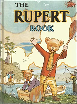 The Rupert Book. Facsimile of the 1941: BESTALL, Alfred.