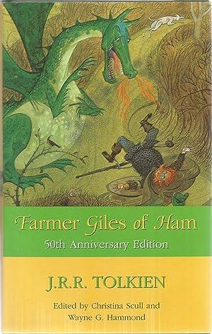 Farmer Giles of Ham. 50th Anniversary Edition.: TOLKIEN, J R