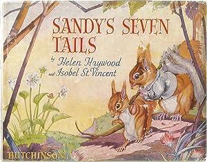 Sandy S Seven Tails Abebooks