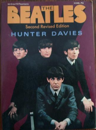 The Beatles Second Revised Edition By Hunter Davies Mcgraw Hill