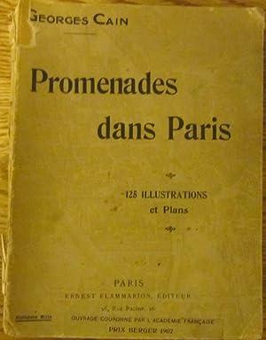 Promenades Dans Paris: Georges Cain
