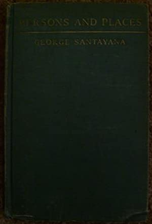 Persons and Places: George Santayana