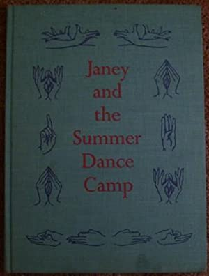 Janey and the Summer Dance Camp: Regina J. Woody