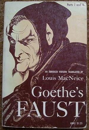 Goethe's Faust: Louis Macneice