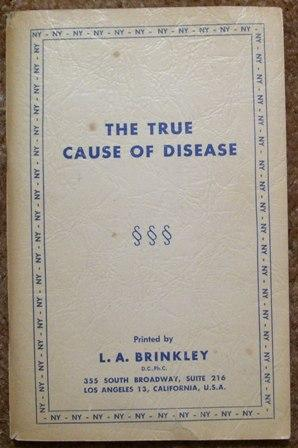 The True Cause of Disease
