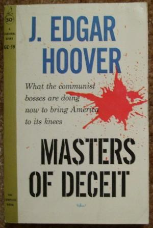 Masters of Deceit: J. Edgar Hoover
