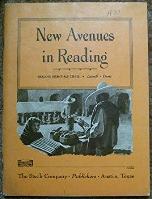 New Adventures in Reading: Ullin W. Leavell and Betty Elise Davis