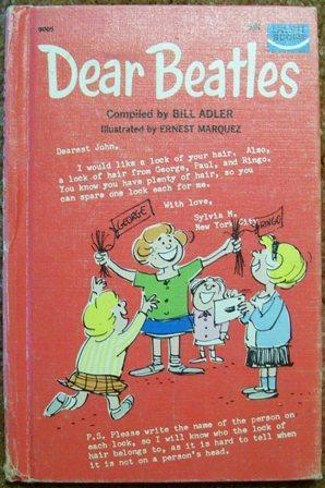 Dear Beatles: Bill Adler