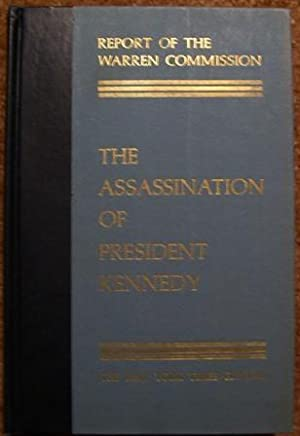 Report of the Warren Commission on the