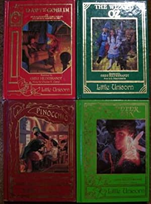 Pinocchio, Peter Pan, the Wizard of Oz, Davy and the Goblin: Collodi, Barrie, Baum, Carryl