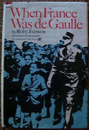 When France Was de Gaulle: Roby Eunson