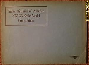 Junior Birdmen of America 1935-36 Scale Model Competition