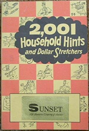 2,001 Household Hints and Dollar Stretchers: Michael Gore